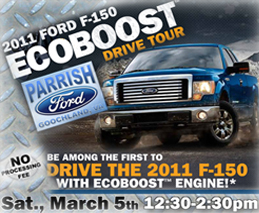 New Ecoboost Ford F150 box